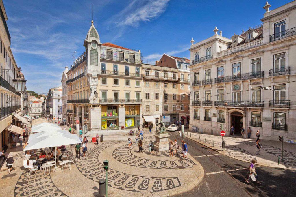 центральный район Лиссабона