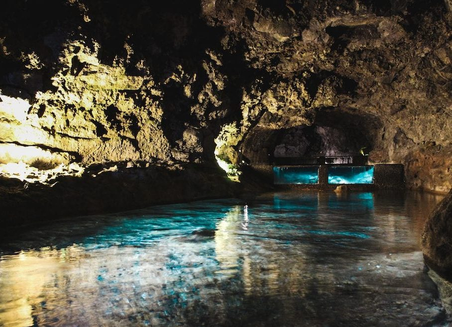 Перещеры Сан Висенти Мадейра