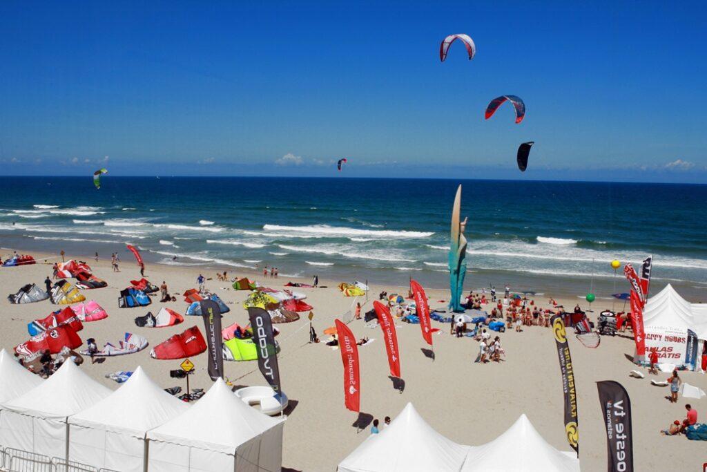 Фестиваль Santa Cruz Ocean Spirit Португалия