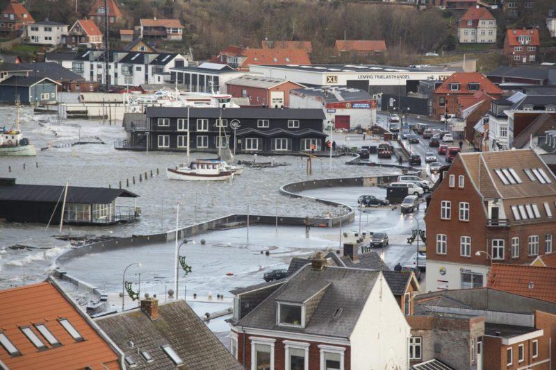 Наводнение - Чего опасаться в Дании
