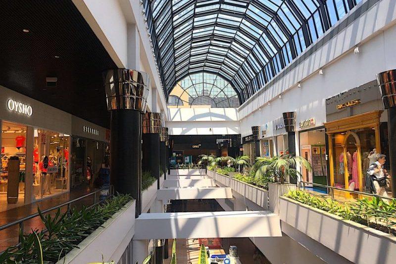 Amoreiras торговые центры Лиссабона