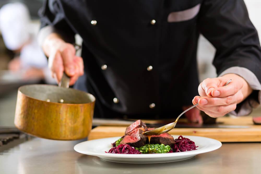 Блюда Дании - Det nye nordiske køkken