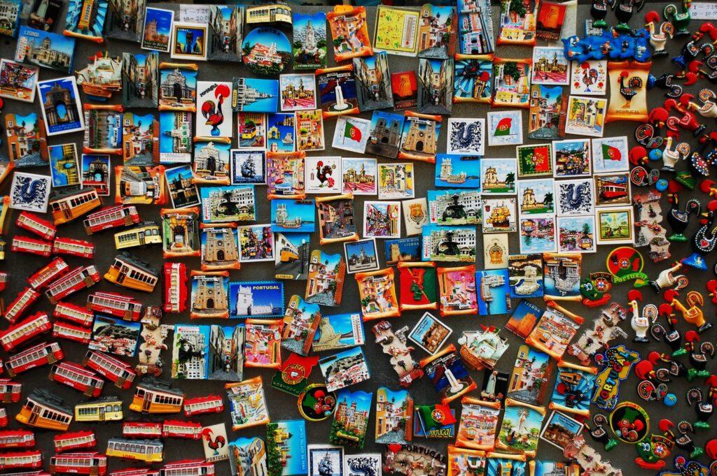 Сувениры Португалии