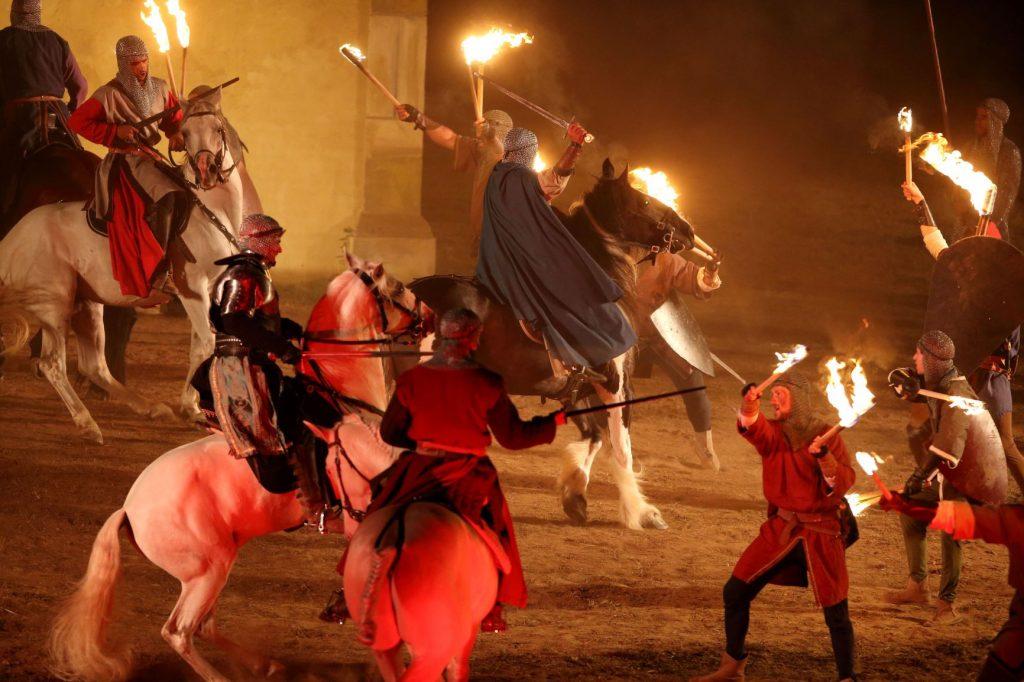 Фестиваль Viagem Medieval