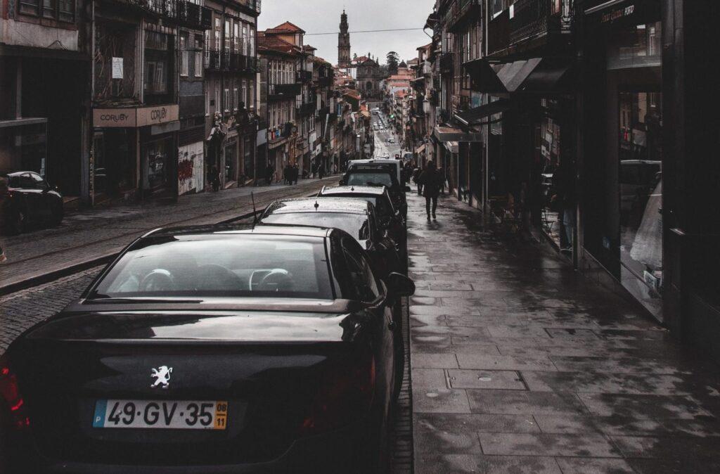 Португалия Peugeot