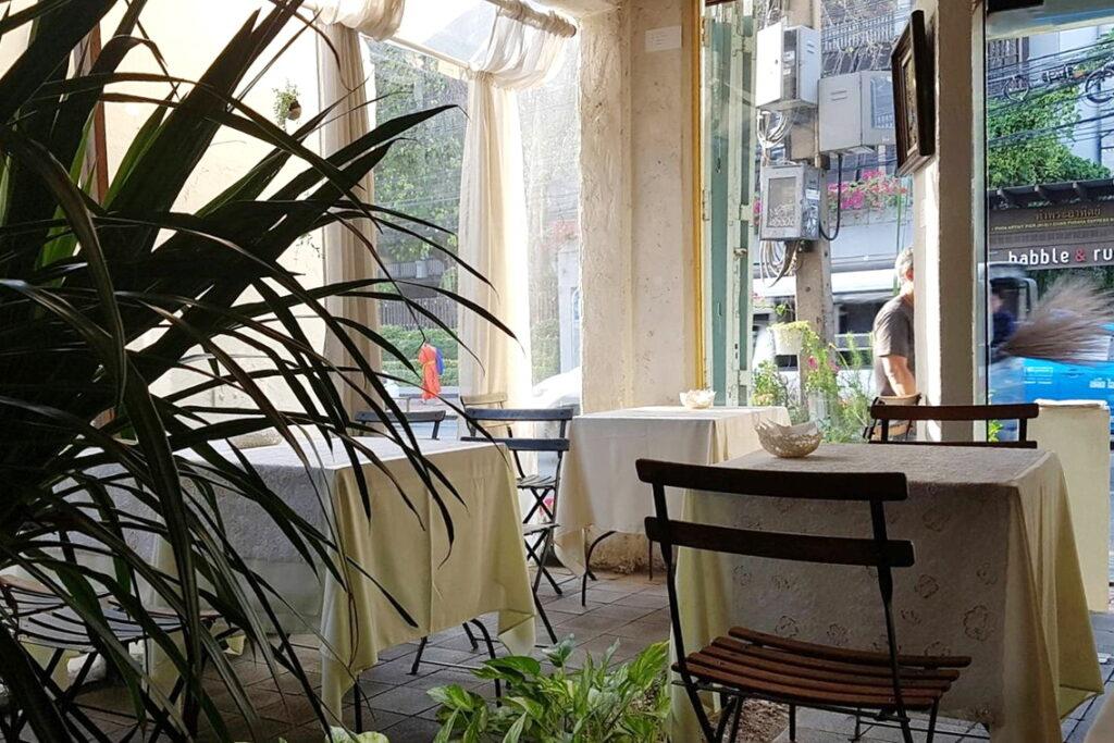 Ресторан тайской кухни Hemlock