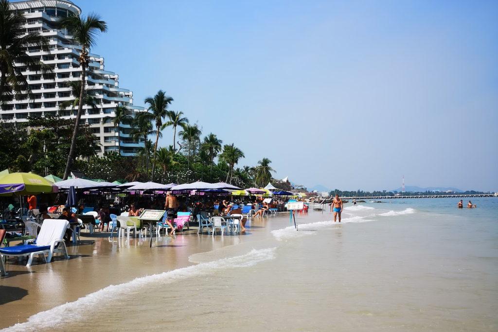 Пляж Бангкок