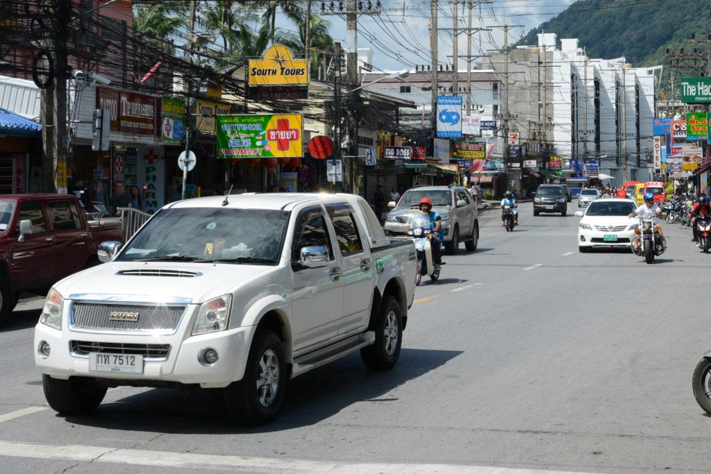 Выбор авто в Бангкоке