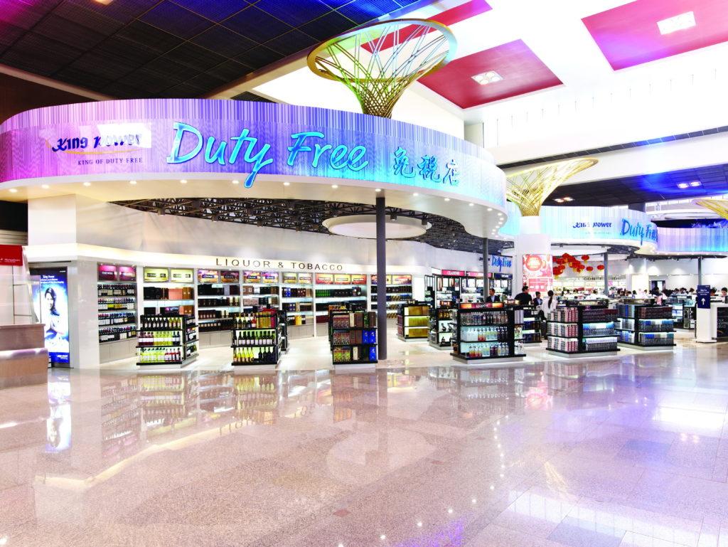 Аэропорт Дон Муанг и дьюти фри
