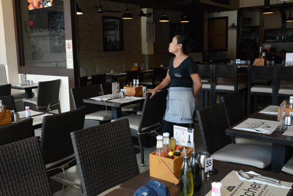 Ресторан в Бангкоке