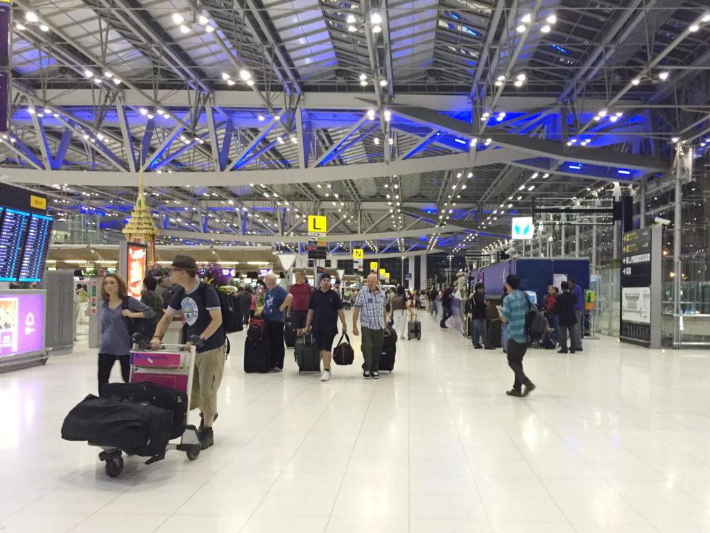 Аэропорт Бангкока