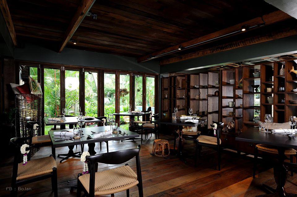 Ресторан тайской кухни Bo.lan