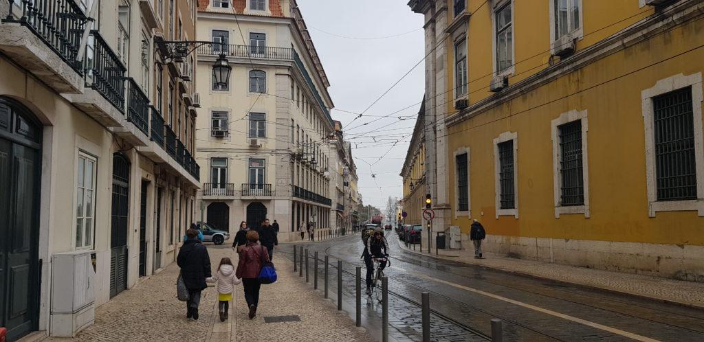 Португалия улицы