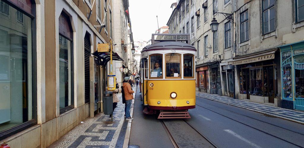 Португалия общественный транспорт