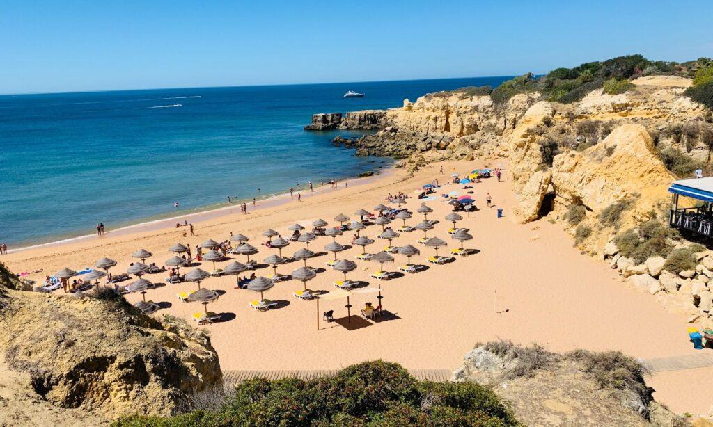 Algarve Region Португалия