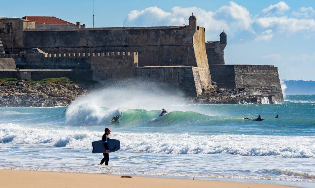 Каркавелуш Португалия