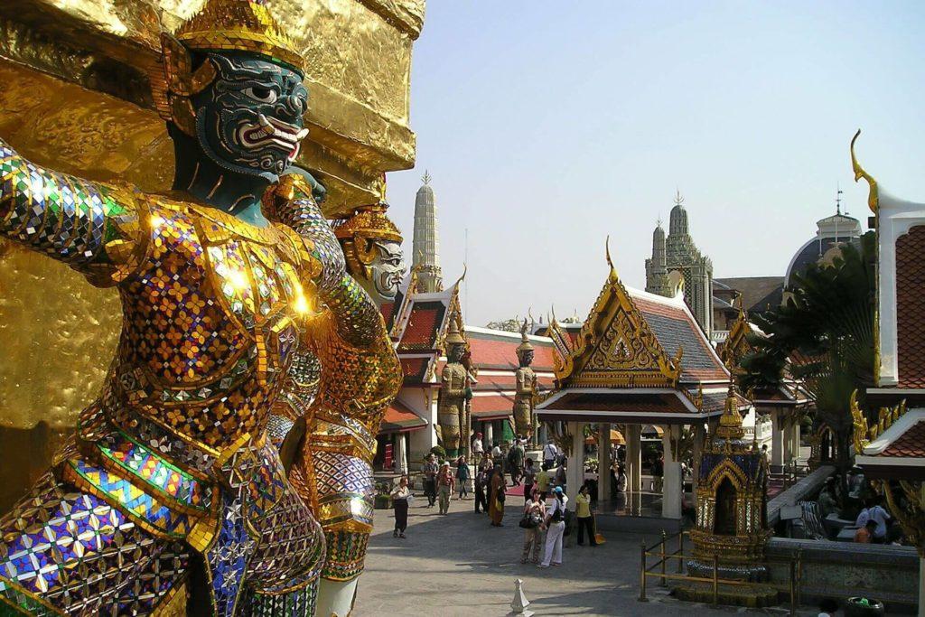 Большой Будда Бангкок