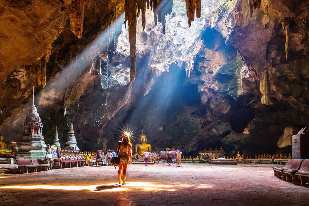 Пещера Кхао Луанг Бангкок