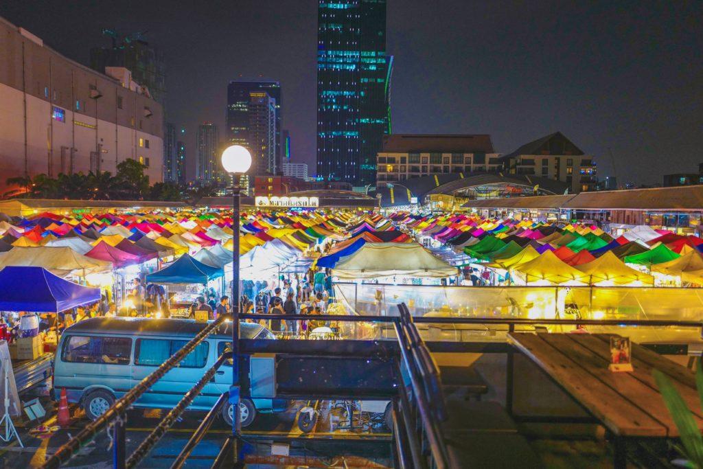 Ратчадаписек Бангкок