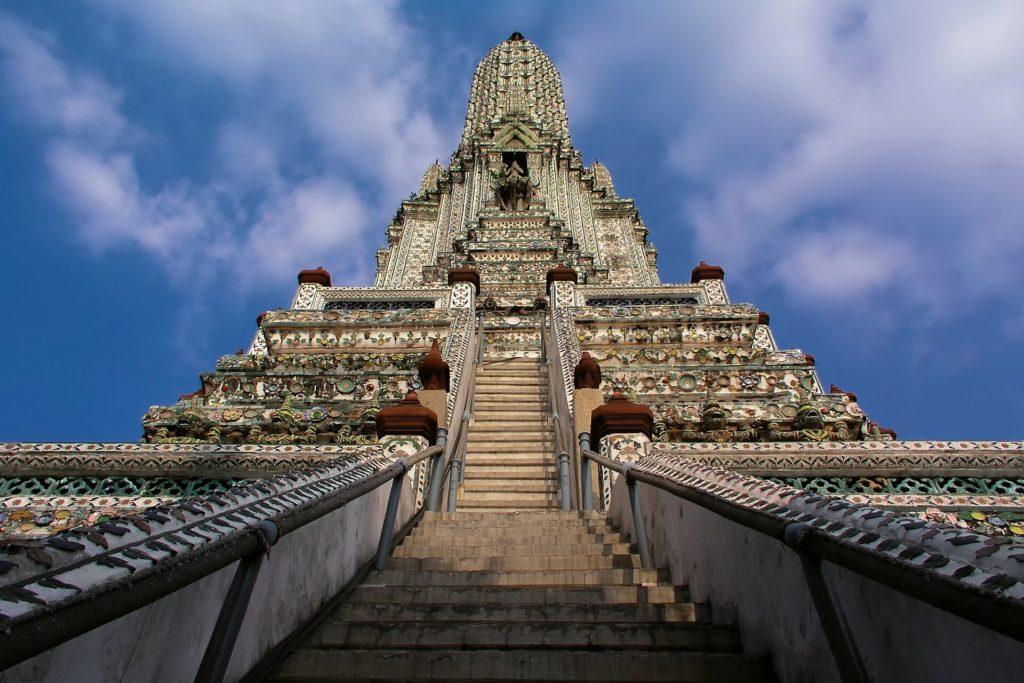 Ват Урун в Бангкоке