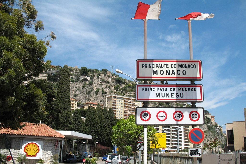 Франко-Монакская граница