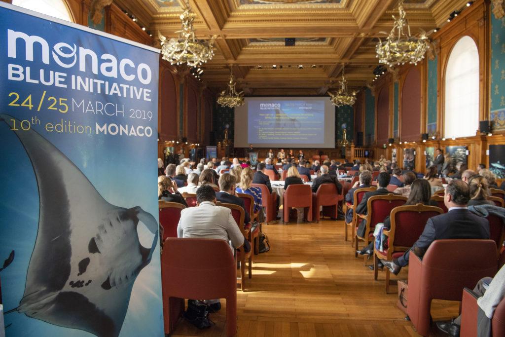 Мероприятие Monaco Blue Initiative