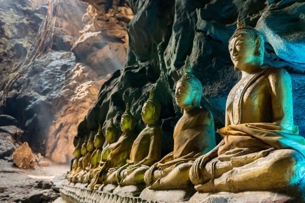 Пещера Кхао Луанг в Таиланде - когда лучше посетить