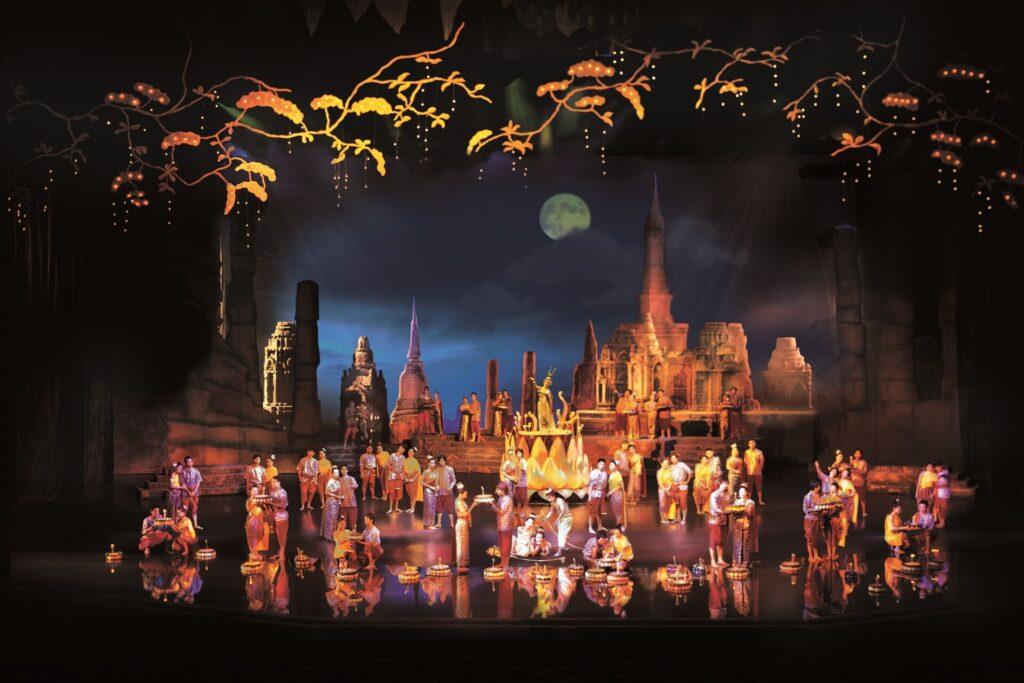 Сиам Бангкок - про тайские фестивали