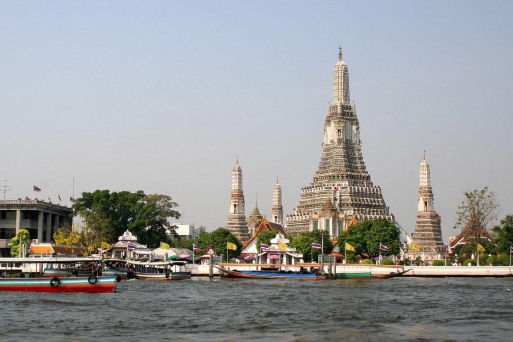 Ват Арун Таиланд
