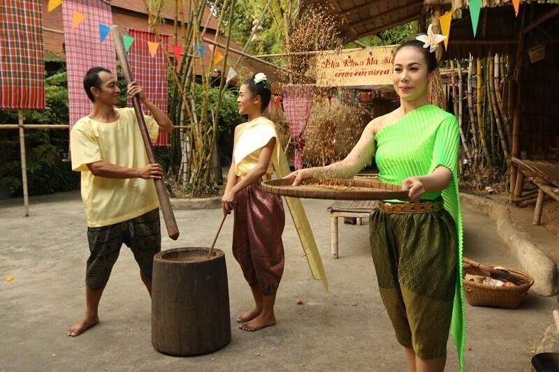 Тайский Сиам - что можно приобрести на шоу