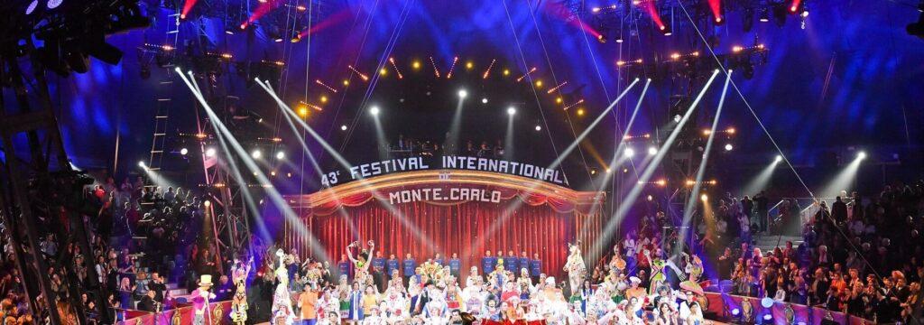 Праздники и фестивали в Монако