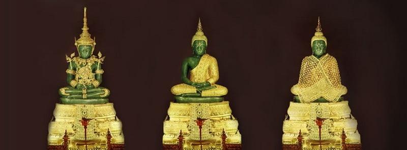 Что посмотреть в Бангкоке - фигурки Будды