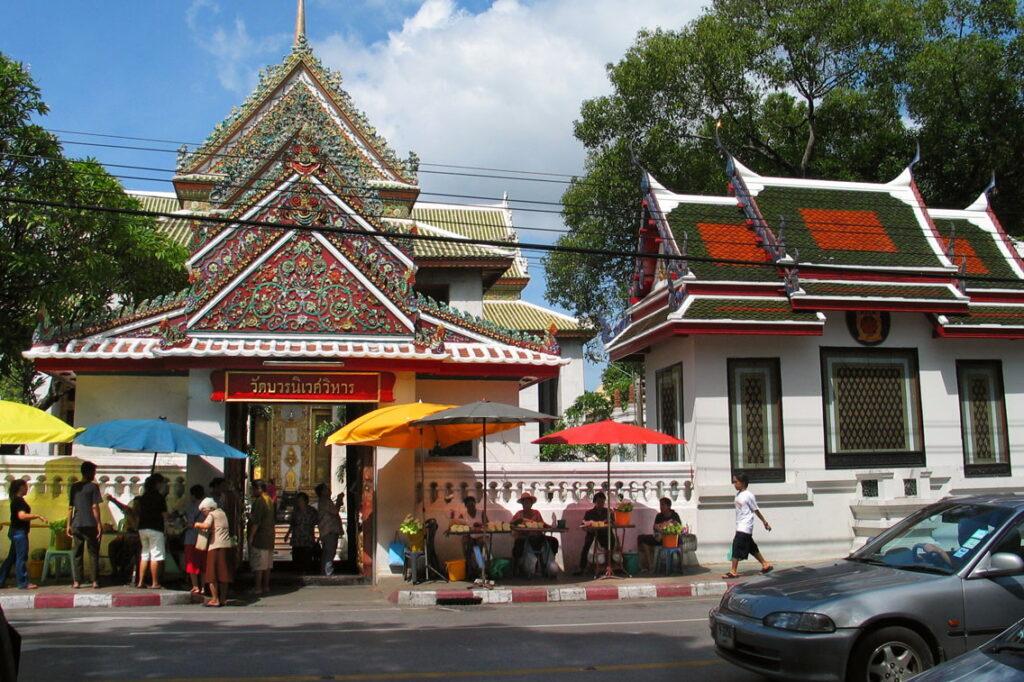 Храм Wat Bowonniwet Vihara