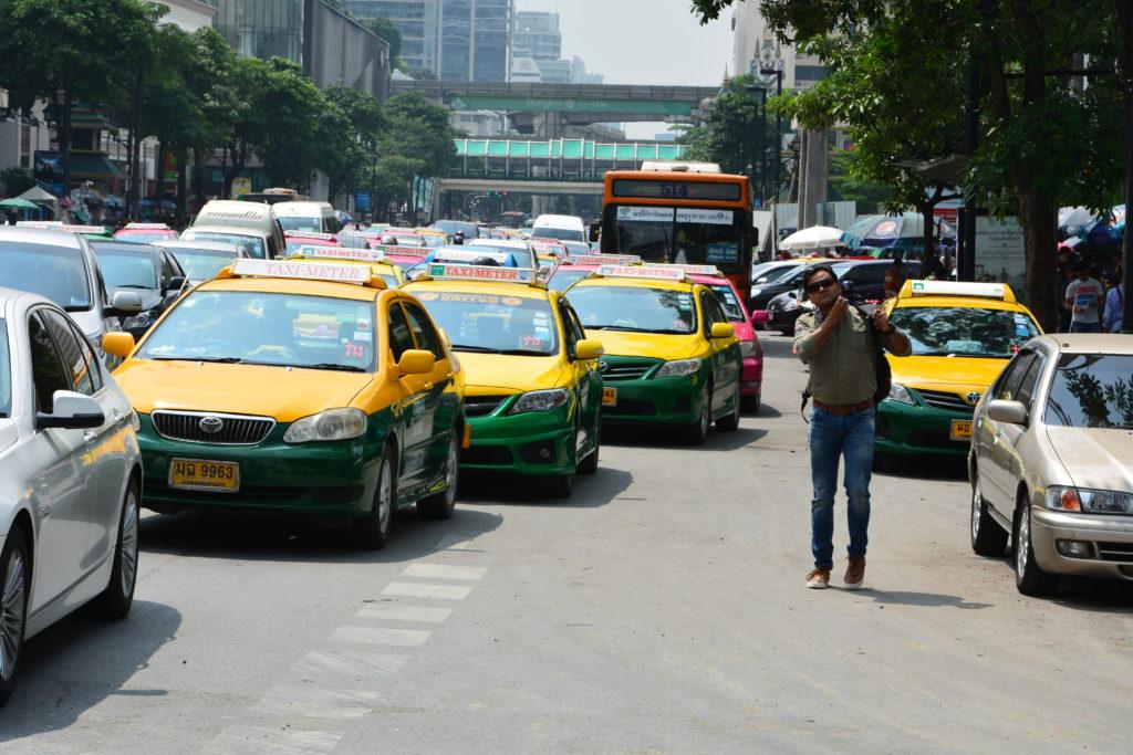 Городское такси Бангкока