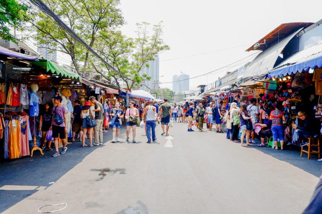 Рынок Бангкока