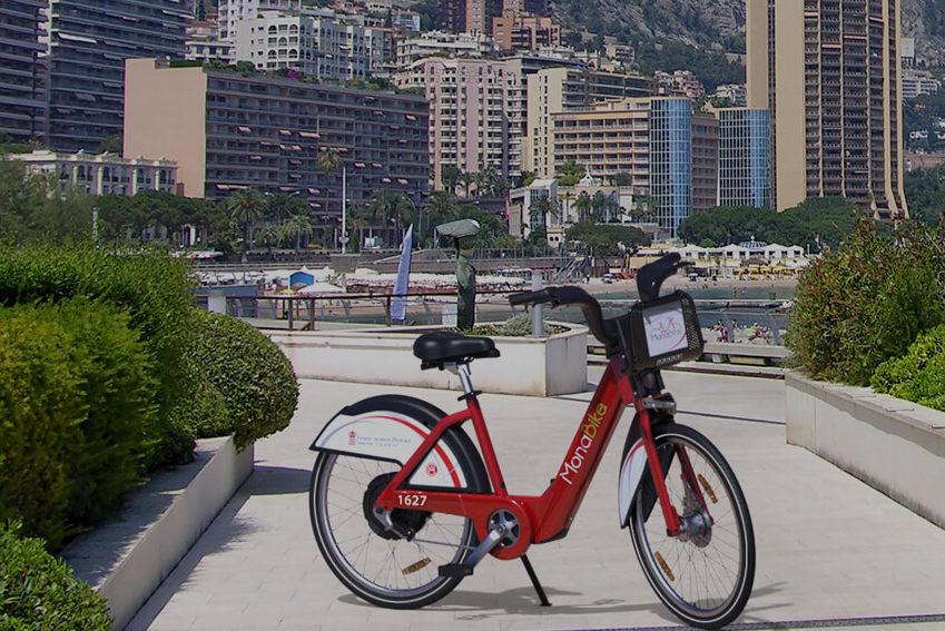 Электровелосипед в Монако