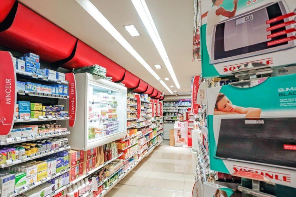 Аптека в Монако