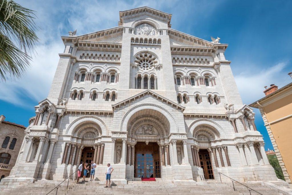 St. Paul's Church Monte Carlo