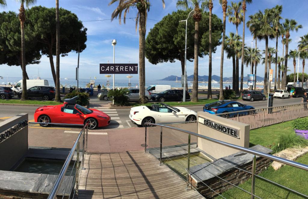 Аренда авто в Монако