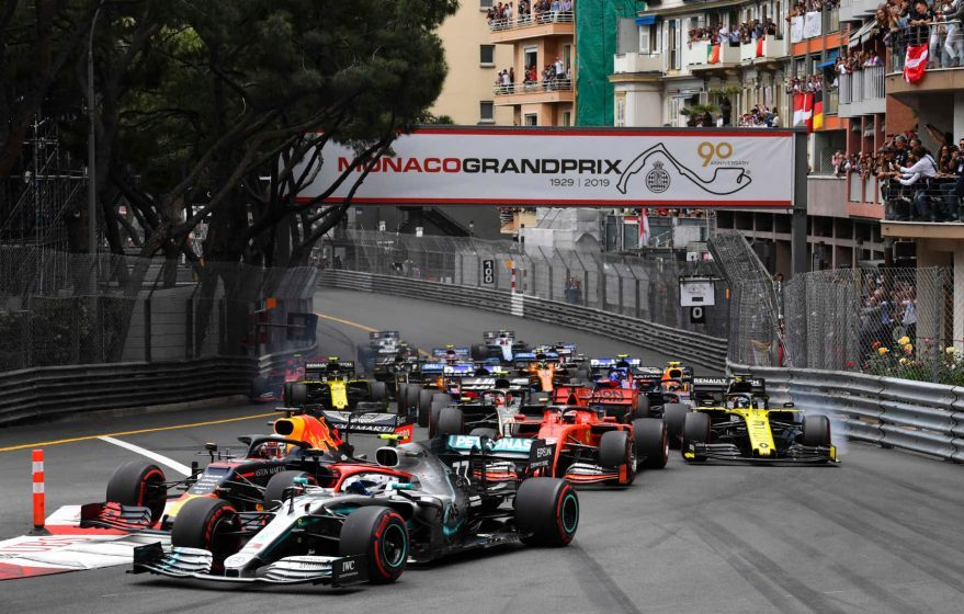 Формула 1 Grand Prix de Monaco