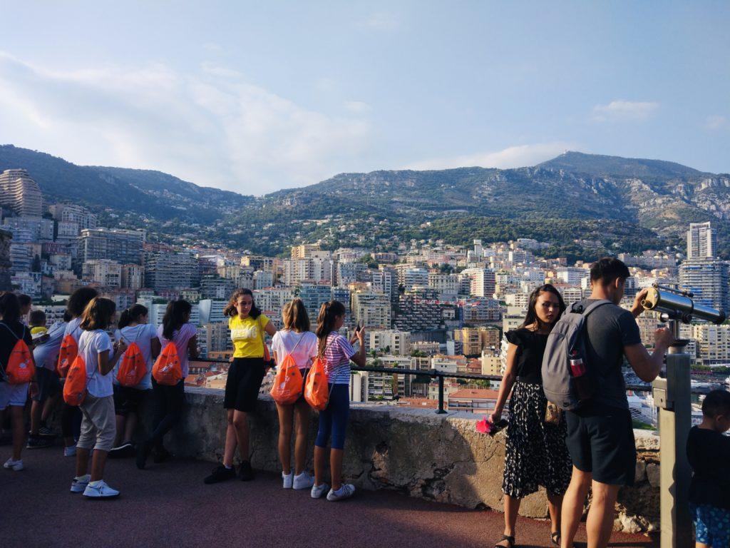 Прогулки по Монако