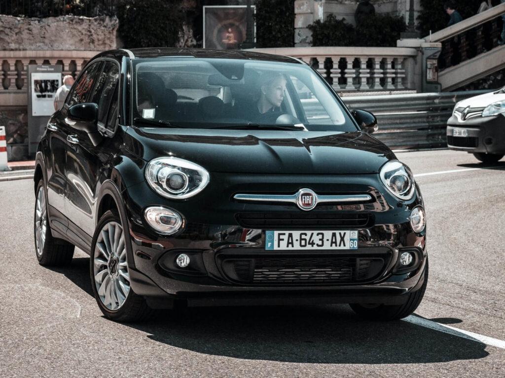 Аренда Fiat в Монако