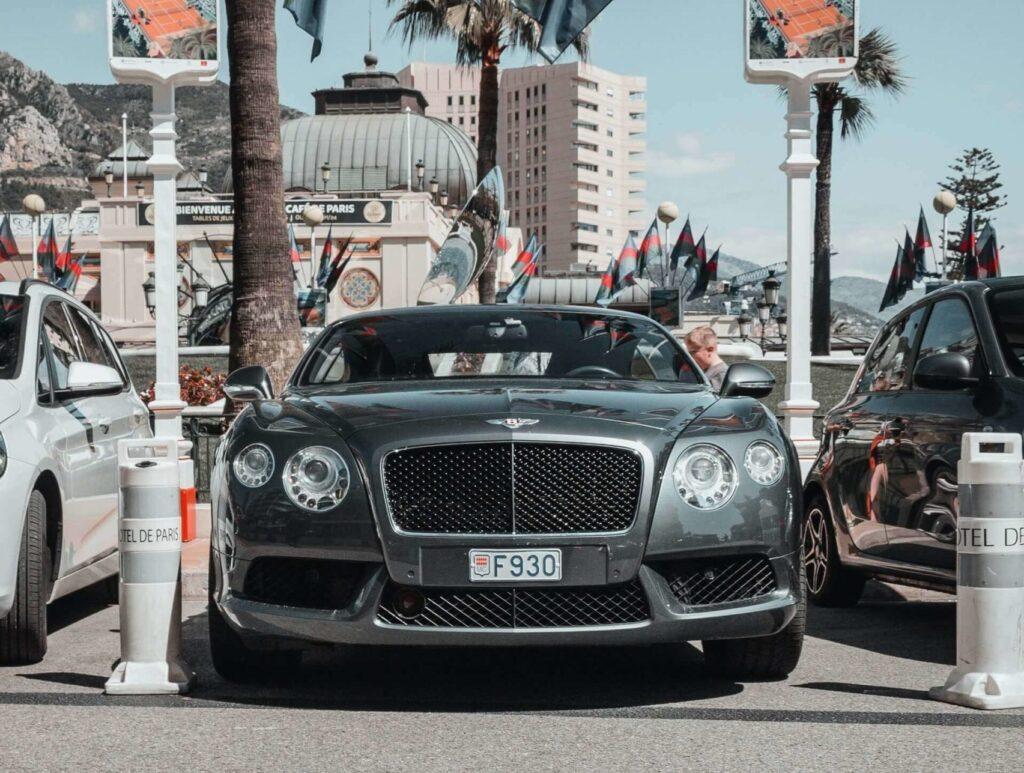 Аренда Бентли в Монако