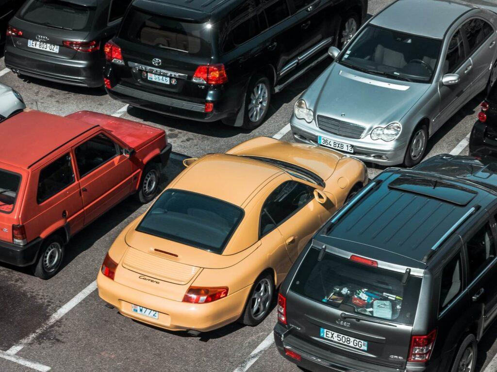 Автомобили в Монако