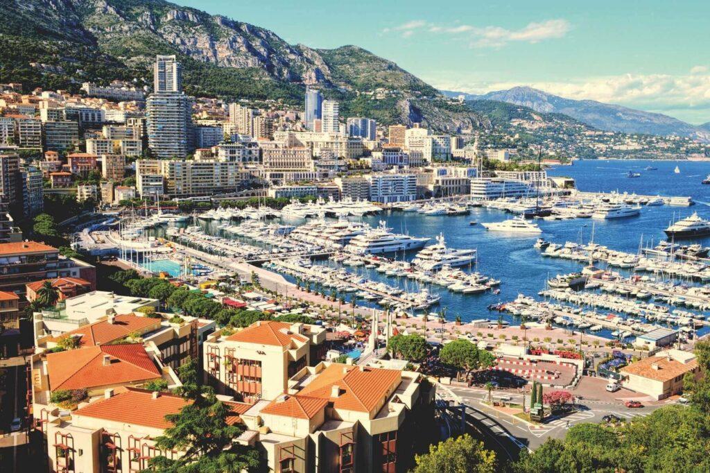Порт Эркюль Монако