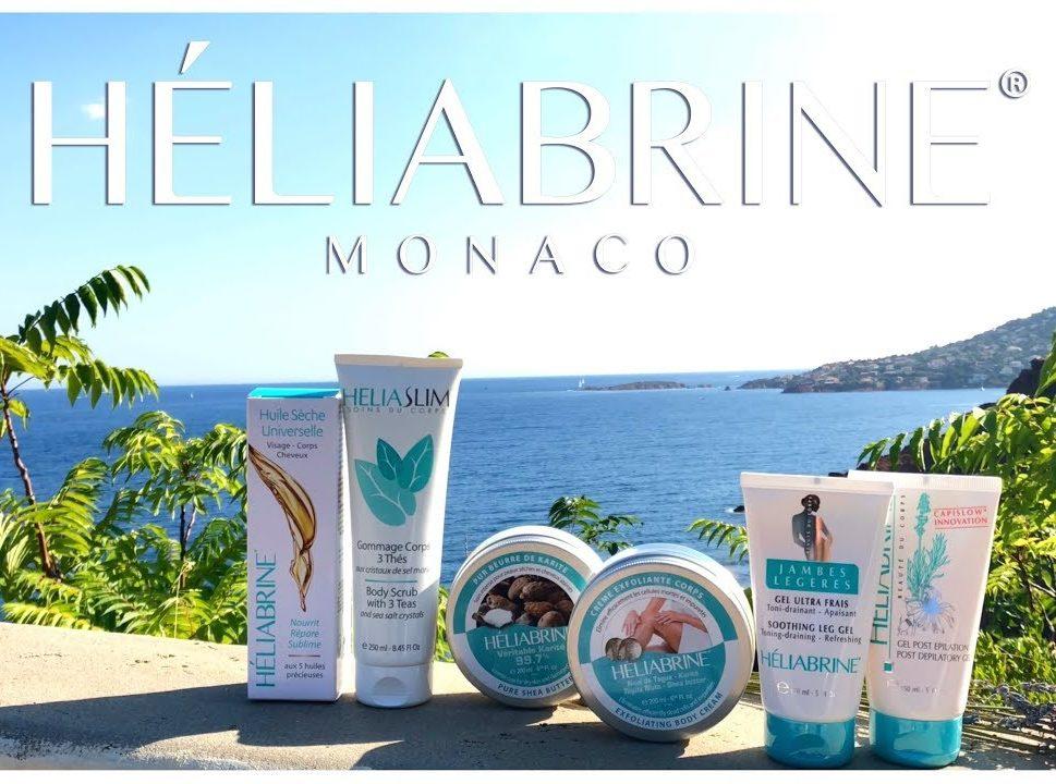 Косметика heliabrine в Монако