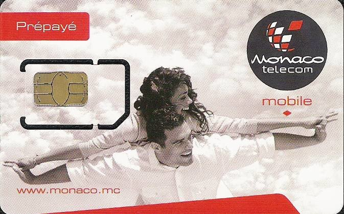 Sim карта Монако телеком