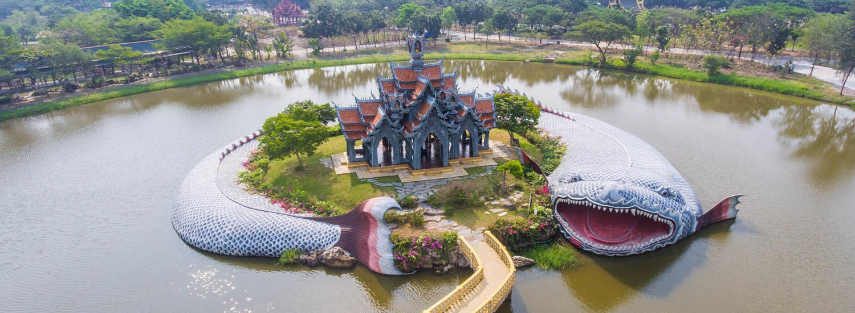 Парк Древний Сиам