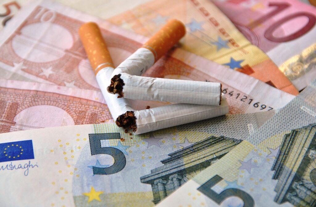 Ввоз и вывоз табака