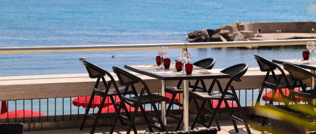Ресторан в Монте-Карло